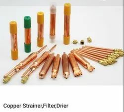 Copper Strainer Filter Drier