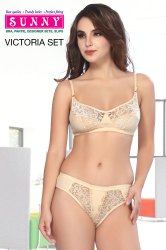 Victoria Lingerie Set
