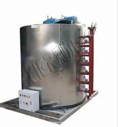 5 Ton Per Day Seawater Flake Ice Evaporator