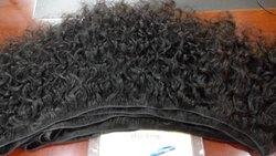 Hair King 100% Raw Indian Human Deep Curly Hair Extension