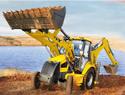 Mahindra Earthmaster Vx 3532 Cc Turbocharged Intercooled Backhoe Loader