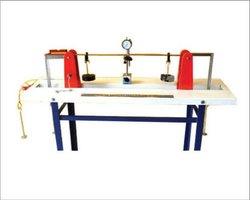 Elastic Properties Apparatus