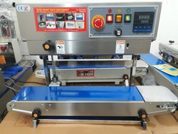 SS Vertical Band Sealer Machine