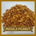 Munchin Masala Peanut Namkeen & Snacks, Packaging Type: Packet