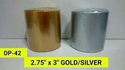 GOLDEN/SILVER PILLAR Candle