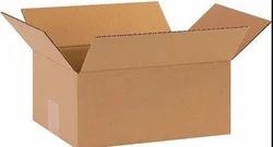 Cardboard Rectangle 5 Ply Corrugated Box