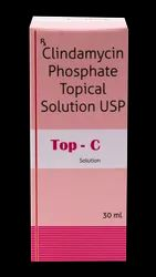 Clindamycin Phosphate Topical ( TOP- C Solution)