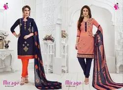 Khushika Stylish Churidar Suit