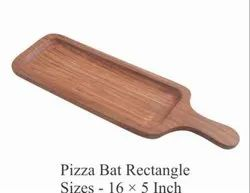 Pizza Bat Rectangle