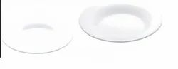 Poly Carbonate Soup Plates