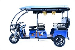 Eride 4 Seater Electric Rickshaw