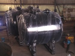 Stainless Steel & MS Storage Tank