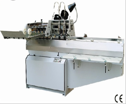Book Saddle Stitching Machine