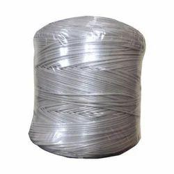 White Plastic Twine