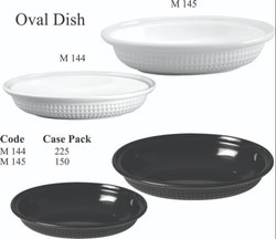 Engraved Oval Dish