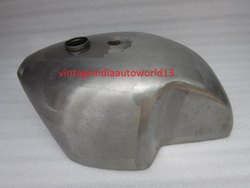 BSA Goldstar A10 Rocket A65 Spitfire Lyta Brooklands Steel Gas Fuel Petrol Tank(Reproduction)