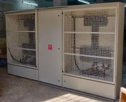 Solar AC Distribution Panel.
