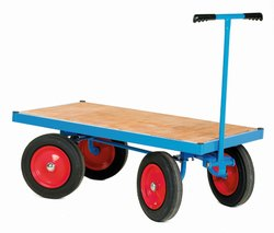 Material Shifting Trolley