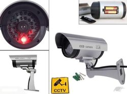 Dummy CCTV Security Camera