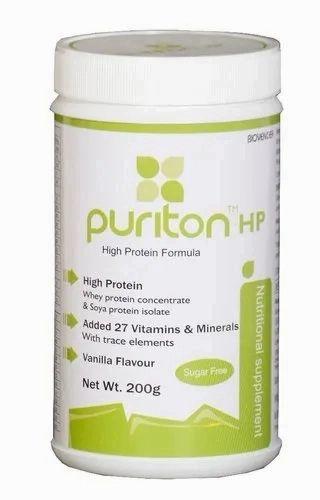 Protein Powder Supplement