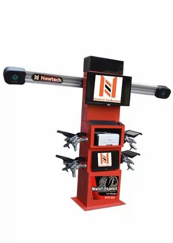 Wheel Alignment Machine >> 4d Wheel Alignment Machine