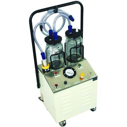 Automatic Electric Suction Machine