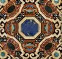 Marble Dining Table Top Stone Inlay Pietra Dura Art Work Decor