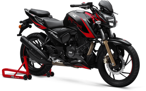 Tvs Motorcycles Star City Plus Motorcycles Exporter From Pune