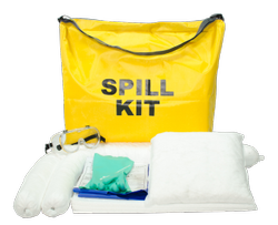 Spill Kit for Chemical/Oil Use  Size-7 Liters