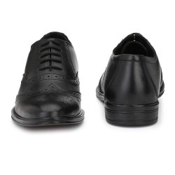 Laces Male Leather Formal Shoes, Size: 6-11 UK/ Ind, Packaging Type: Box