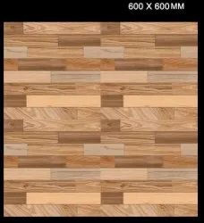 Fossil Wood Kajaria Floor Tiles