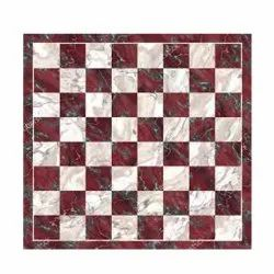 Chess Design Marble Table Top