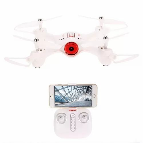 Drone - JXD 523 Tracker Foldable Selfie Quadcopter Drone