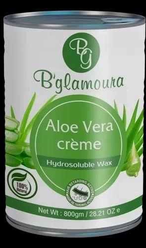Højmoderne B Glamoura Aloe Vera Creme Hydrosollluble Wax, Pack Size: 800gm NN-28