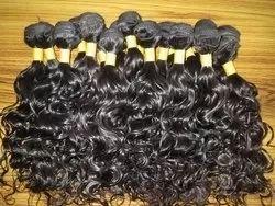 100% Natural Indian Human Classic Wavy Hair King