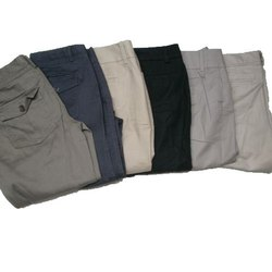 Mens Cotton Formal Pant