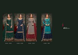 Four Ghagra Kurti Ladies Wedding Dresses, Size: Free Size