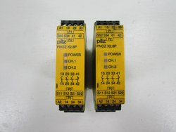 PILZ PNOZ X2.8P  Safety Relay