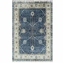 Jaipur Rugs Hand Knotted Wool Blue Colour Carpet and Rug