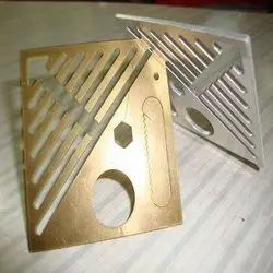 Brass Laser Cutting Service