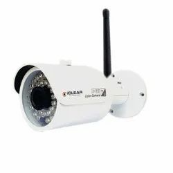 IClear Wireless CCTV Camera