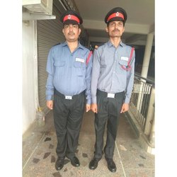 Corporate Male Office Security Service in Local