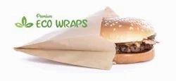 Premium Ecowraps Burger Paper Bags