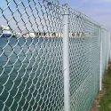 Silver Mild Steel Chain Link Wires