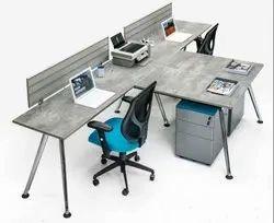 Modern Office Work Station