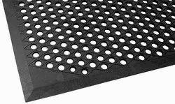 Cushion Comfort Holes Rubber Mat
