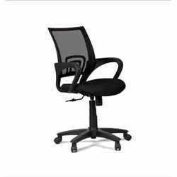 SF-77 Black Office Chair