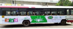 Bus Painting Advertising Services
