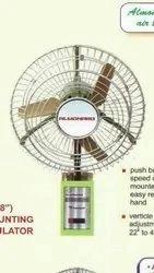 18  Almonard Wall Mount  Fan