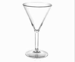 Martini Plain Cocktail Glasses